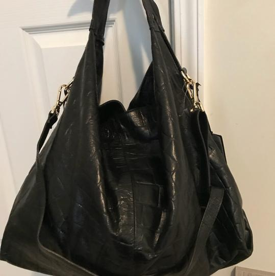 Preload https://img-static.tradesy.com/item/22811122/milano-black-leather-hobo-bag-0-0-540-540.jpg