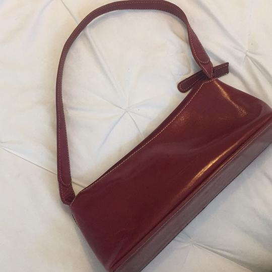 Kenneth Cole Satchel in Red Image 1