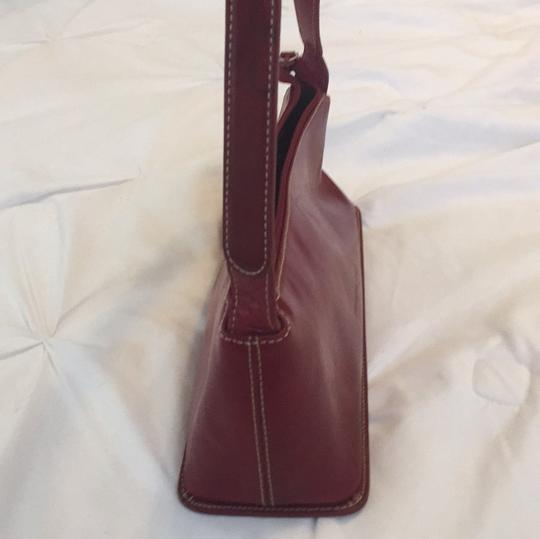 Kenneth Cole Satchel in Red Image 2