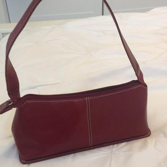 Kenneth Cole Satchel in Red Image 3
