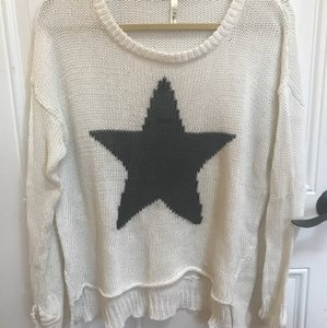 B Sharp Sweater