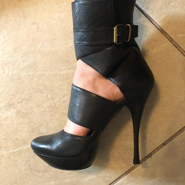 Lanvin Black Aw5d4mherc4b Boots/Booties Size US 7 Regular (M, B) Lanvin Black Aw5d4mherc4b Boots/Booties Size US 7 Regular (M, B) Image 1