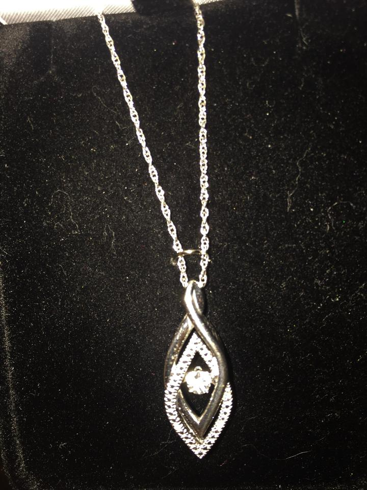 6bc9da65e Kay Jewelers Diamonds in Rhythm Necklace Diamond Accents Sterling Silver  Necklace Image 0 ...