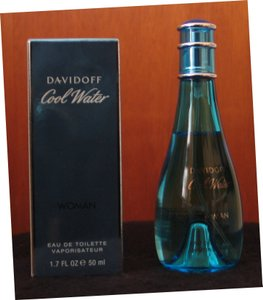 davidoff Cool Water By Davidoff Eau De Toilette Spray 1.7 fl. Oz