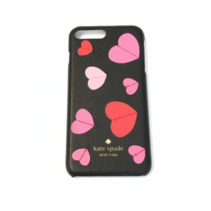 Kate Spade Kate Spade Leather & Hearts Case