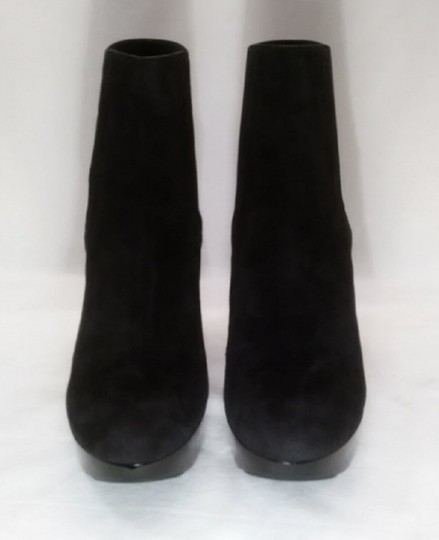 Robert Clergerie Ankle Black Suede Boots Image 3