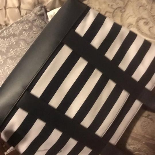 Michael Kors Tote in Navy Blue/White Image 3