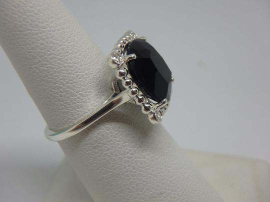 Tiffany Amp Co Silver And Black Ziegfeld Collection Spinel