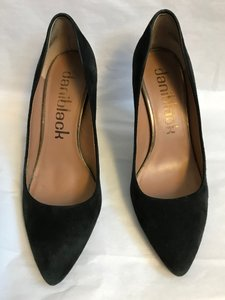Daniblack Suede black Pumps