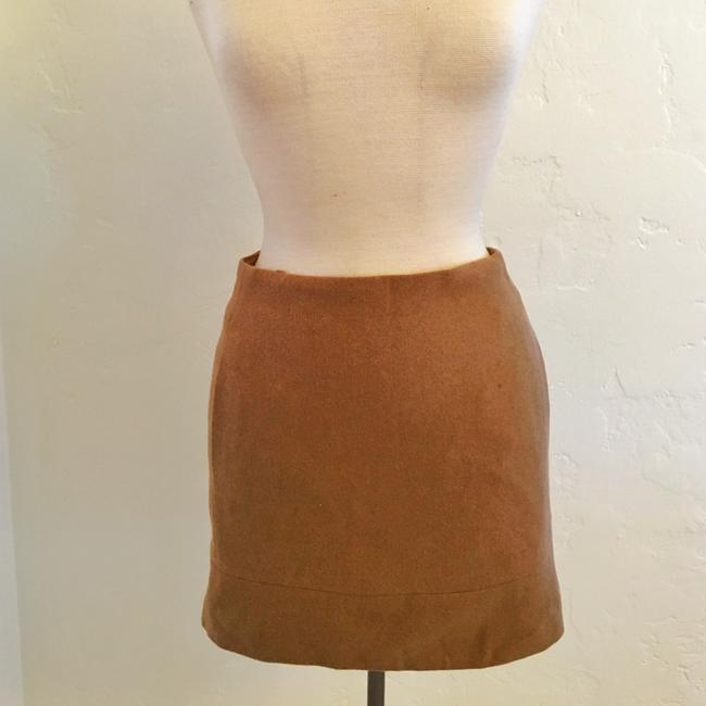 Item - Brown Na Skirt Size 0 (XS, 25)