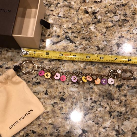 Preload https://img-static.tradesy.com/item/22813830/louis-vuitton-multicolored-porte-cles-chain-pastilles-bag-charm-0-0-540-540.jpg