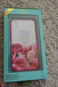 Kate Spade NWT In Full Bloom Case for Iphone X