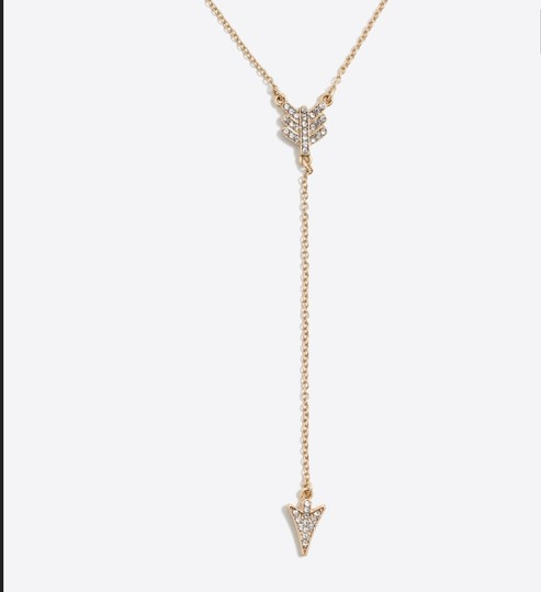Preload https://img-static.tradesy.com/item/22814137/jcrew-gold-new-without-tag-pave-arrowhead-necklace-0-0-540-540.jpg