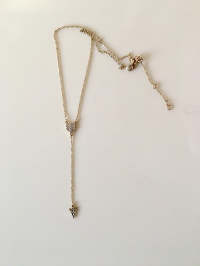 J.Crew New without tag J. Crew Pave Arrowhead Necklace Image 2