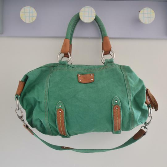 Preload https://img-static.tradesy.com/item/22814465/the-sak-greenbrown-canvas-and-leather-satchel-0-0-540-540.jpg
