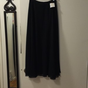Romeo & Juliet Couture Maxi Skirt Black