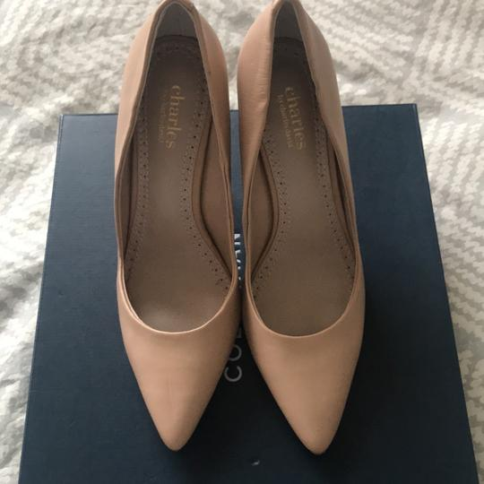Charles by Charles David Nude Pumps Image 1