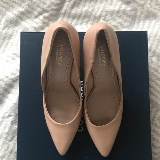Charles by Charles David Nude Pumps Image 2