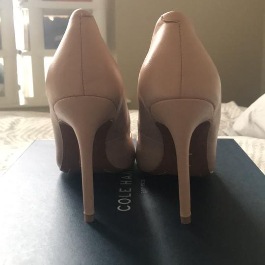 Charles by Charles David Nude Pumps Image 3