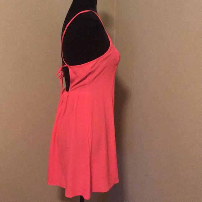 Forever 21 short dress salmon on Tradesy Image 2