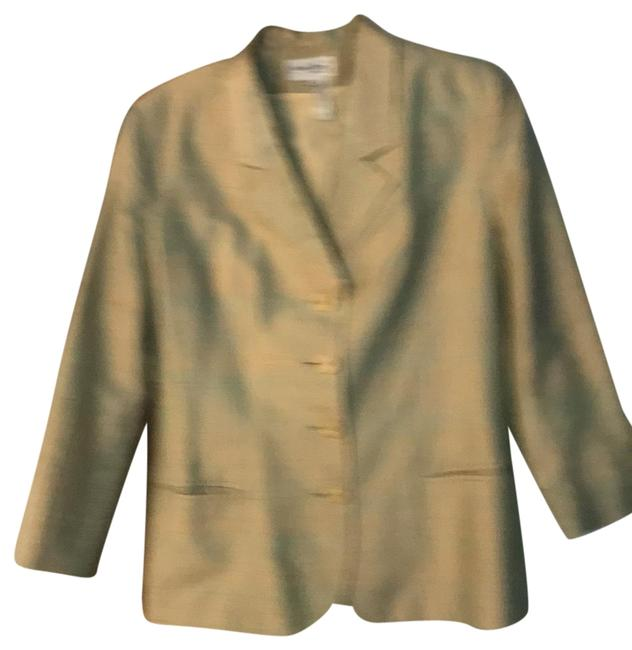 Charles Gray London Gold Pant Suit Size 8 (M) Charles Gray London Gold Pant Suit Size 8 (M) Image 1