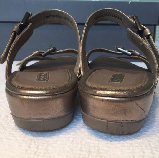 Ecco pewter Sandals Image 3
