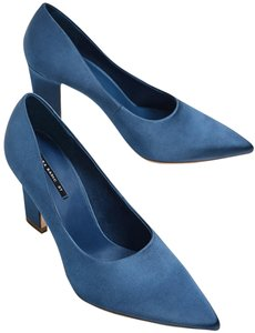 Zara blue Pumps
