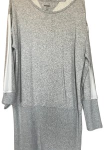 Kenna-T short dress Gray on Tradesy