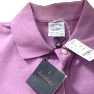 Brooks Brothers T Shirt purple
