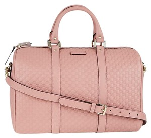 Gucci Satchel in Soft Pink