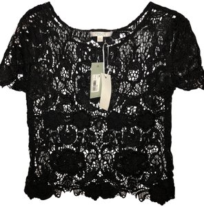 Piperlime Top Black