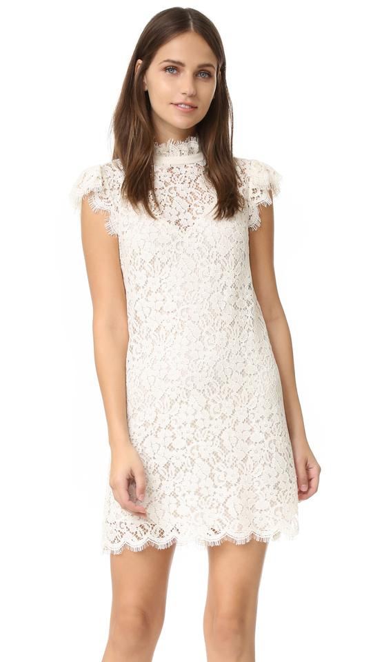 Rachel Zoe Short Dress White Tibi Loveshackfancy Dvf Iro Black Halo On Tradesy