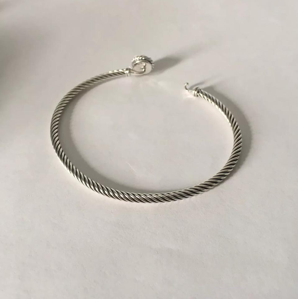 David yurman pearl chatelaine bracelet tradesy for David yurman like bracelets