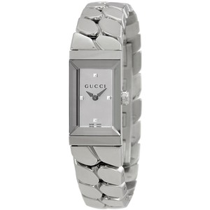 cb2a83bc95f Silver Gucci Watches - Up to 70% off at Tradesy (Page 3)