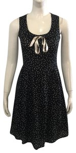 Black and white dots Maxi Dress by NAF NAF