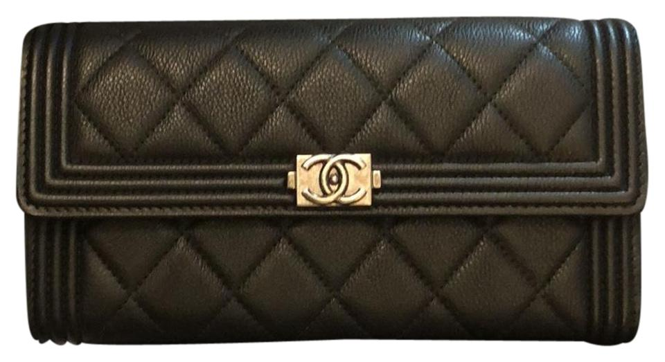 31270dda7e28c4 Chanel Chanel Boy Flap Long Wallet Image 0 ...
