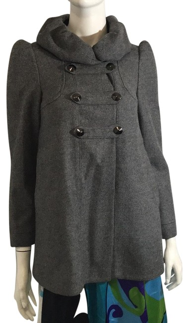 Item - Gray Coat Size 00 (XXS)