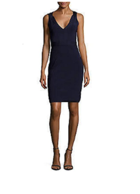 Preload https://img-static.tradesy.com/item/22819472/elizabeth-and-james-blou-sleeveless-solid-short-night-out-dress-size-12-l-0-0-650-650.jpg