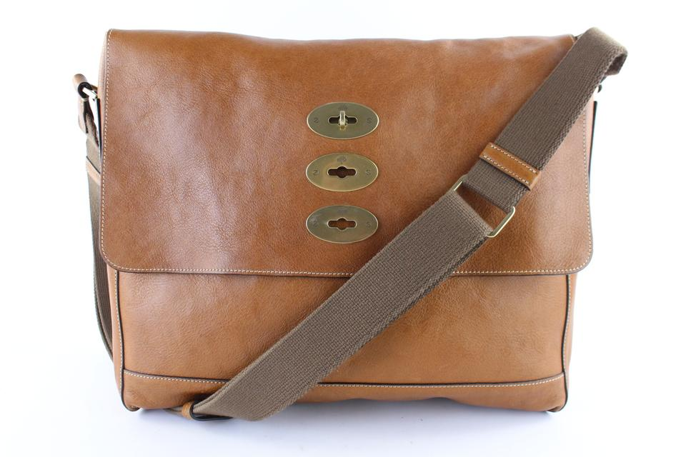 a32ddb1017 Mulberry Brynmore Crossbody 22mr0126 Brown Leather Messenger Bag ...
