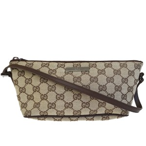 Gucci Made In Italy Satchel in Brown