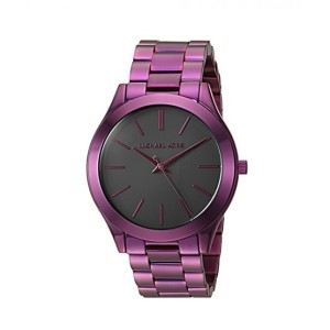 Michael Kors Michael Kors Women's Slim Runway Plum Watch MK3551