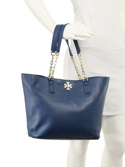 Tory Burch Tote in Blue Image 11