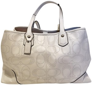 Coach Tote Carryall Shoulder Bag