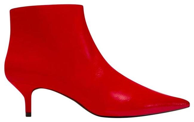 Item - Red New Tags Boots/Booties Size US 6 Regular (M, B)