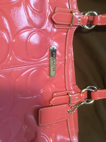 Coach Tote in Barbie pink Image 1