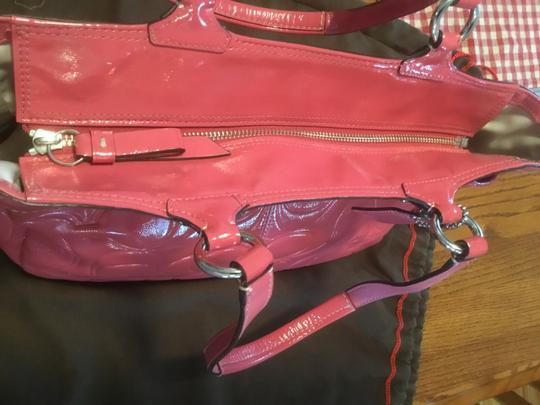 Coach Tote in Barbie pink Image 2