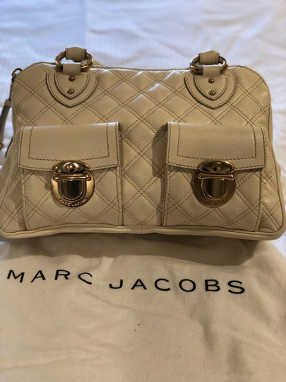 Marc Jacobs Satchel in White chiffon Image 2