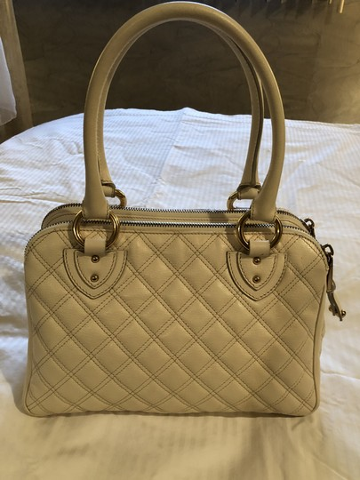 Marc Jacobs Satchel in White chiffon Image 3