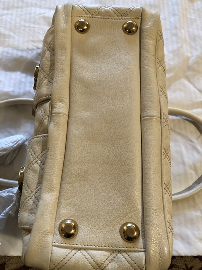 Marc Jacobs Satchel in White chiffon Image 5