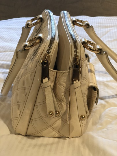 Marc Jacobs Satchel in White chiffon Image 6